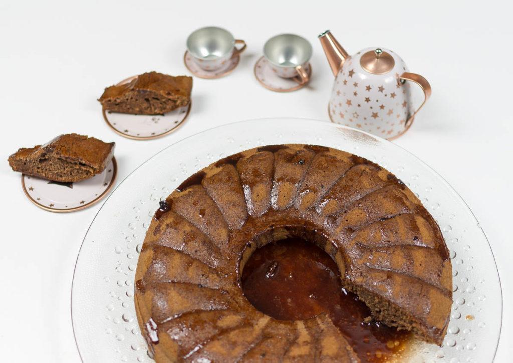 Ambasador-pyszne ciasto kakaowe!